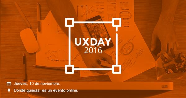 #uxday